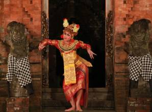Ubud, a small town with big art