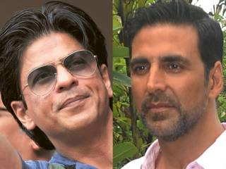 SRK, Akshay among best paid actors
