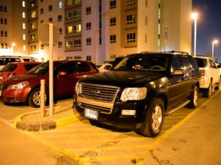Parking woes irk Al Khail Gate residents