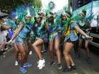 Notting Hill Carnival: Dozens arrested, hurt