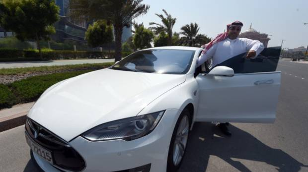 Why We Drive Electric Cars In The Uae Gulfnews Com