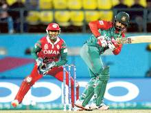 Tamim out for a month with fractured finger