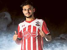 Southampton make club record swoop for Boufal