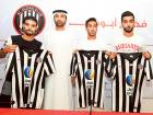 Al Jazira's new players Boussoufa