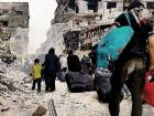 Daraya highlights plight of Syria's displaced
