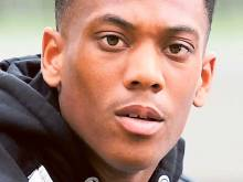 Deschamps wants Martial to be more consistent