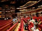 Domingo delights as Dubai Opera opens