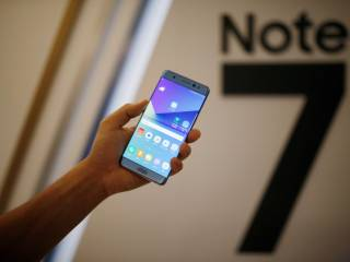 Galaxy Note7 exchange programme in Gulf