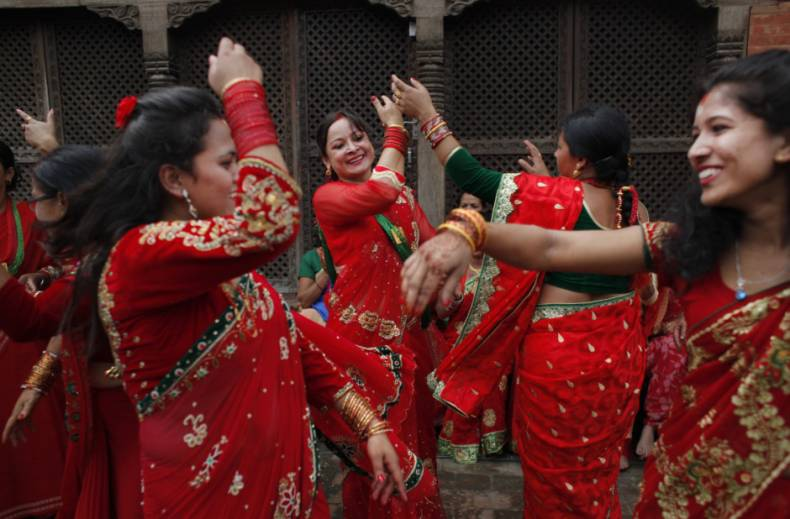 essay on teej festival in nepal Teej is a festival celebrated by nepali women, for the long life of her husband and long and firm relationship between them until the death this life and.