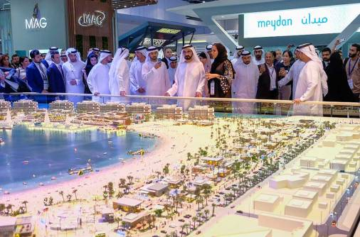 Dubai developers seed market with projects