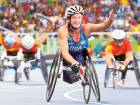 Some Paralympians competing in multiple sports