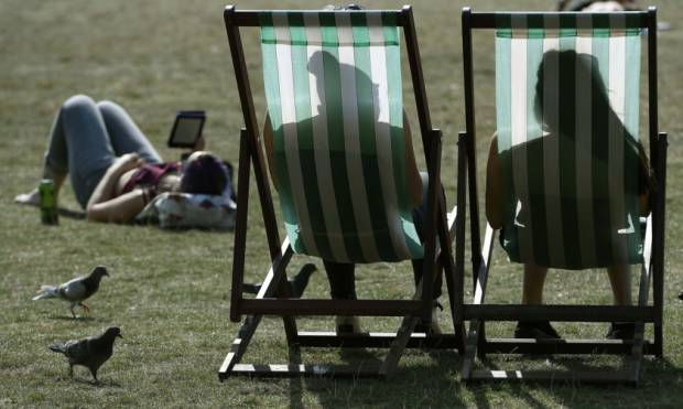 Britain records warmest September day