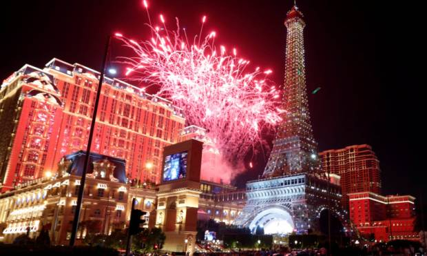 Paris comes to Asia's casino hub Macau