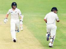 Williamson finds form in India tour opener