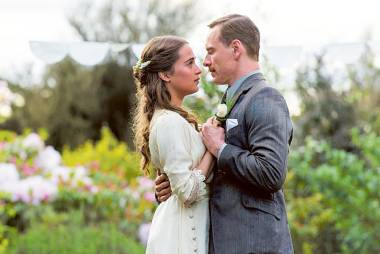 'The Light Between Oceans' film review