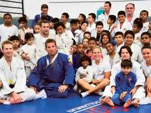 Paralympians, poor Rio kids teach each other