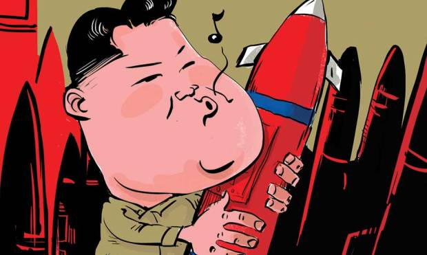 A sharper focus on North Korea