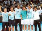 Argentina boss savours moment of Davis Cup glory