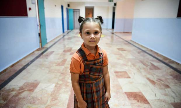 In Pictures: Back to school in Turkey