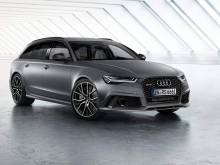 Audi RS6: You could buy this car or...