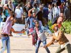 Violent clashes in S. Africa over student fees