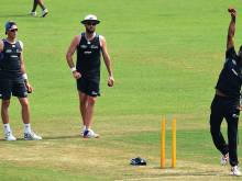 India tackle Kiwis with eye on Test top spot