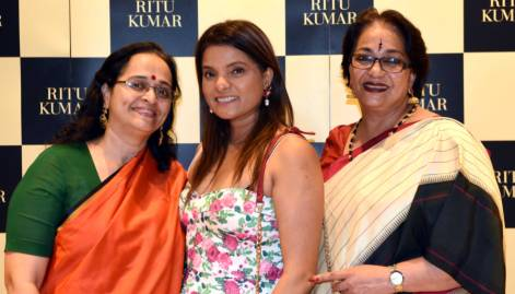 Ritu Kumar launches new Dubai store