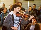 Art Cafes quench thirst of Egypt's intellectuals