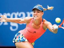 Kerber looks to strengthen grip on top spot