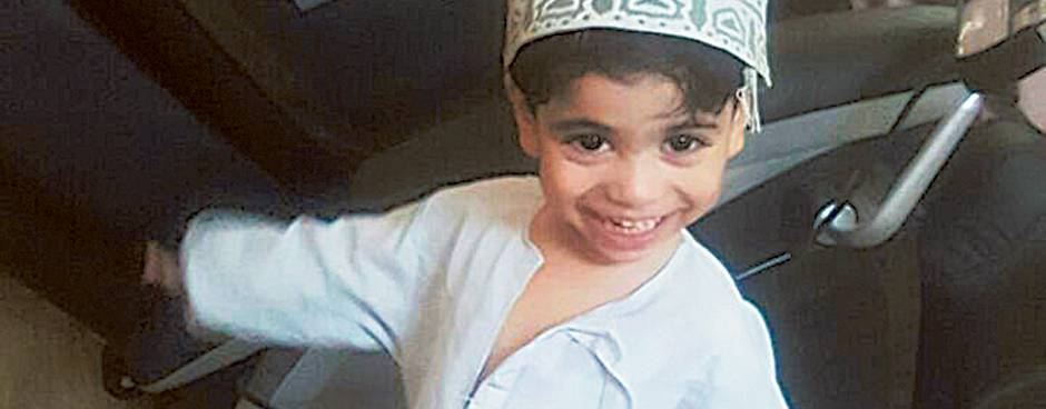 3-year-old fire victim recovering