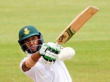 Bavuma stars on South Africa ODI debut