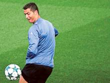 Disgruntled Ronaldo aims to prove a point