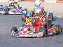 Al Dhaheri wins UAE karting season-opener