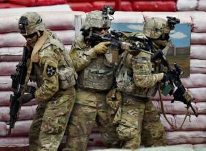 Indo-US joint military exercise ends