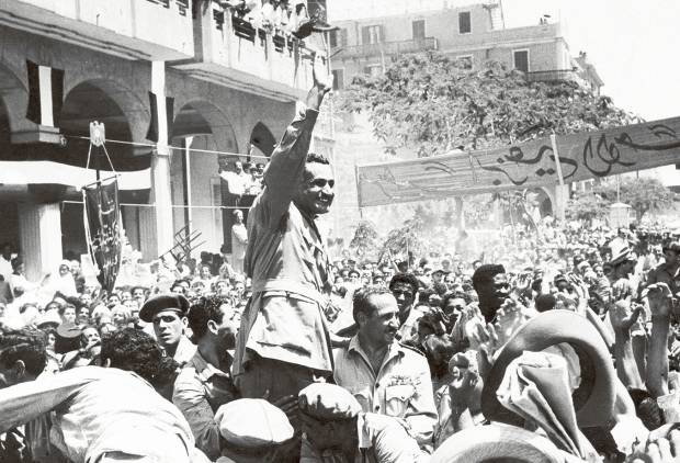 46 years on, Nasser is etched in Egypt's memory