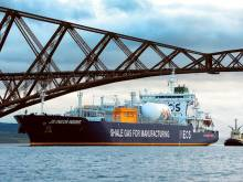 Tanker brings first US shale gas to Britain