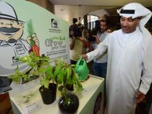 Grow your food and win prizes in Dubai
