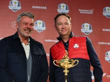 Ryder Cup tributes set for Palmer