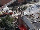 Firefighter dies in NYC house blast