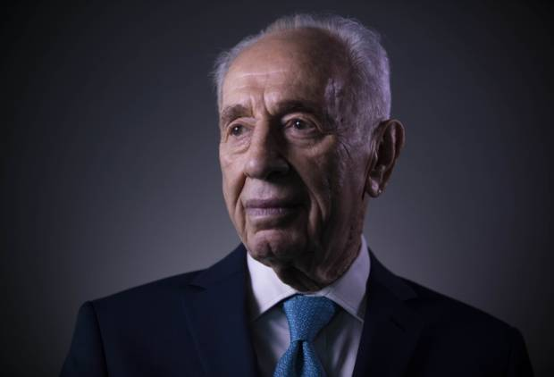 Peres, dead at 93, was no man of peace