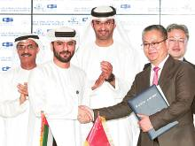 Cosco to operate, build terminal in Khalifa Port