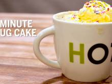 5 tasty mug cakes to bake in the microwave