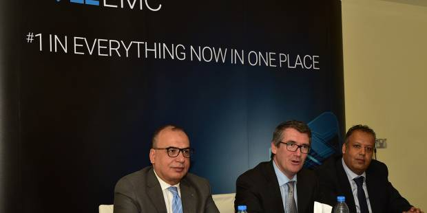 Dell EMC offers first look at merged plans