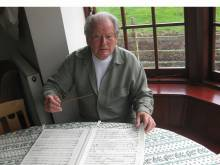 Neville Marriner, celebrated conductor, dies