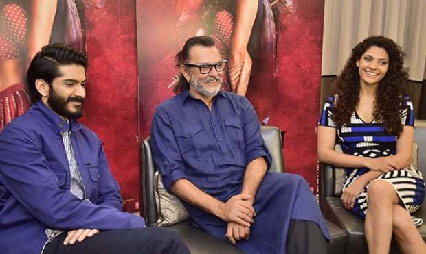 The stars and director of Mirzya talk about eternal love
