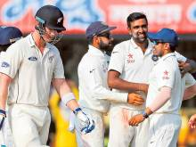 Ashwin six-for puts India in firm control
