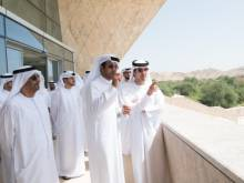Hazza opens Zayed Desert Learning Centre