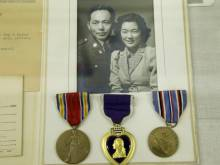 Pearl Harbor artefacts on display