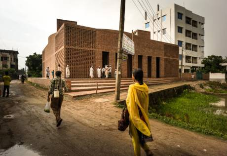At Aga Khan awards, modest architecture wins