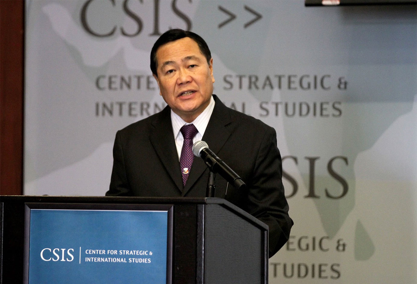 Supreme Court Senior Associate Justice Antonio Carpio
